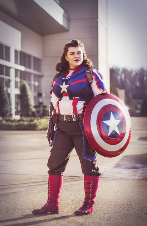 peggy carter cosplay tutorial