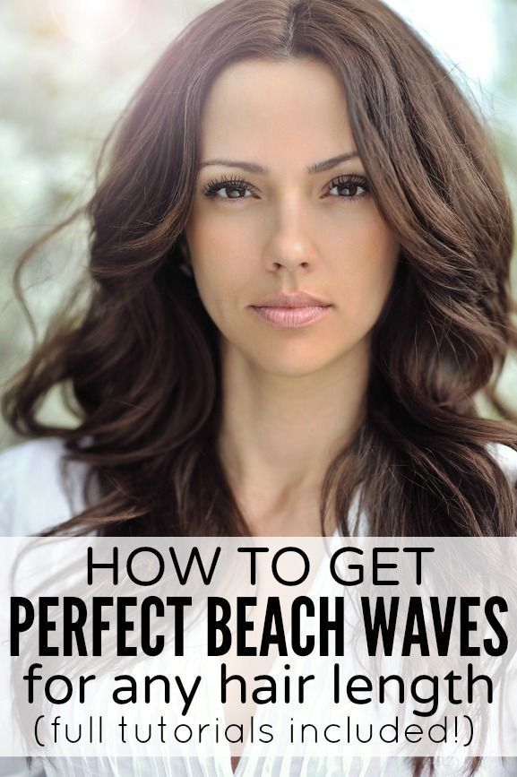s wave hair tutorial