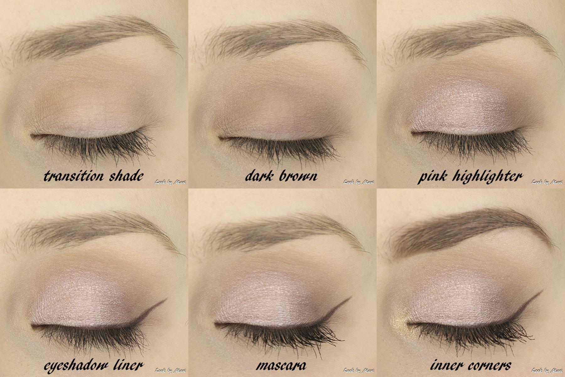 soft natural makeup tutorial