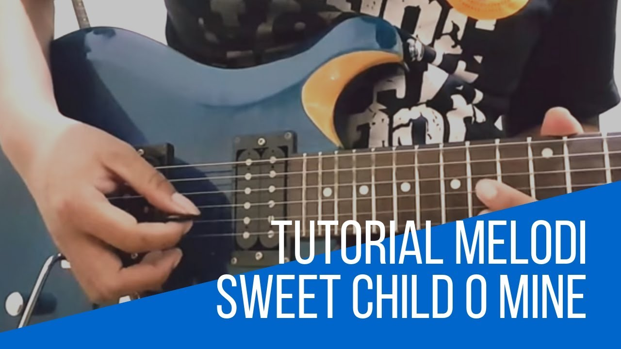 sweet child of mine tutorial