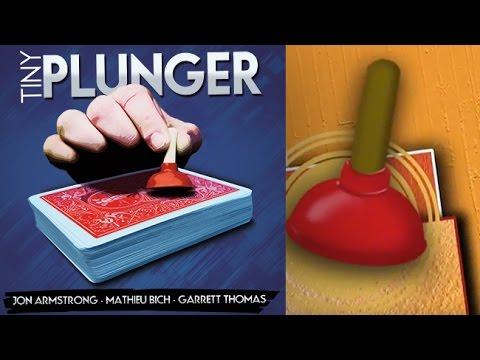 tiny plunger trick tutorial