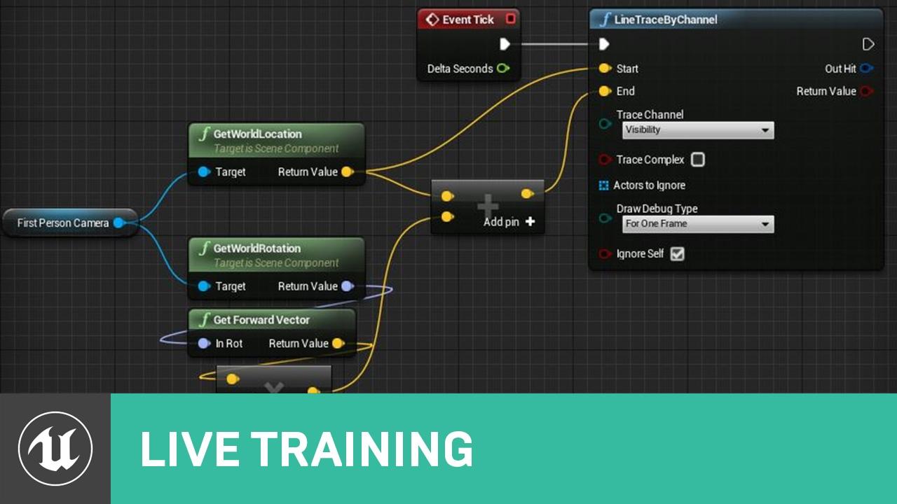 unreal engine tutorial blueprint