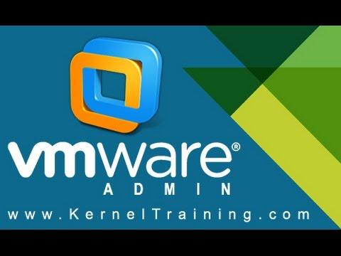 vmware vsphere 5.5 tutorial