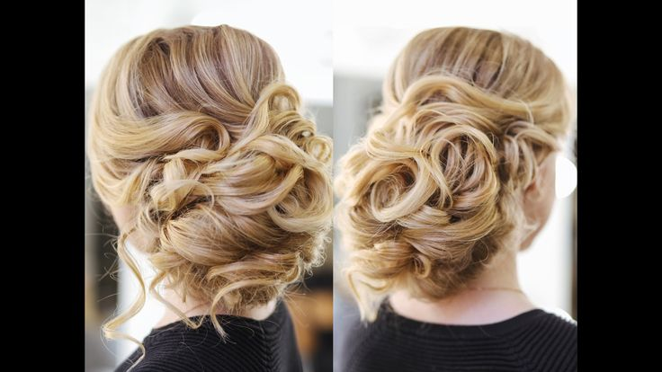 wedding hair tutorial youtube